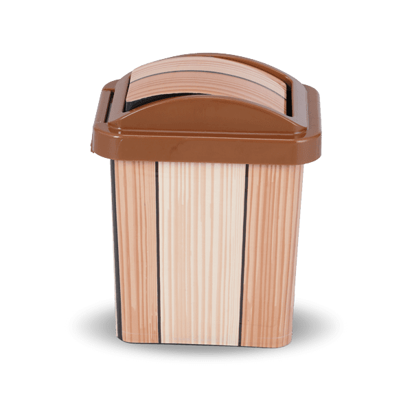 Flip And Clean Dust Bin 4L
