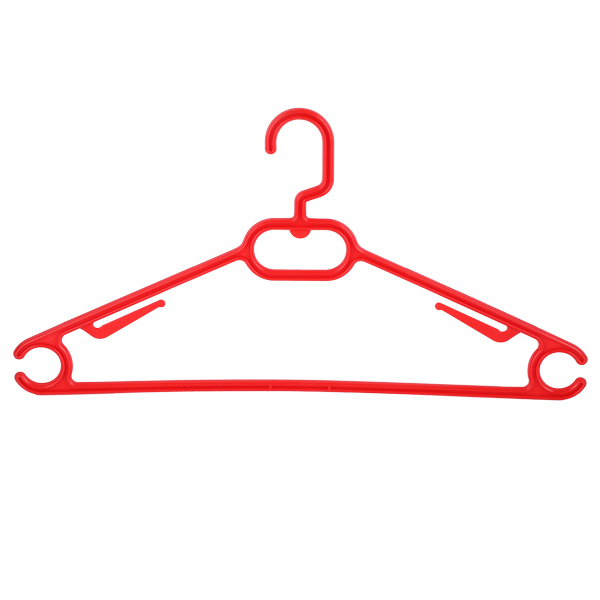 Paris Hanger 6 Pcs Set -Red