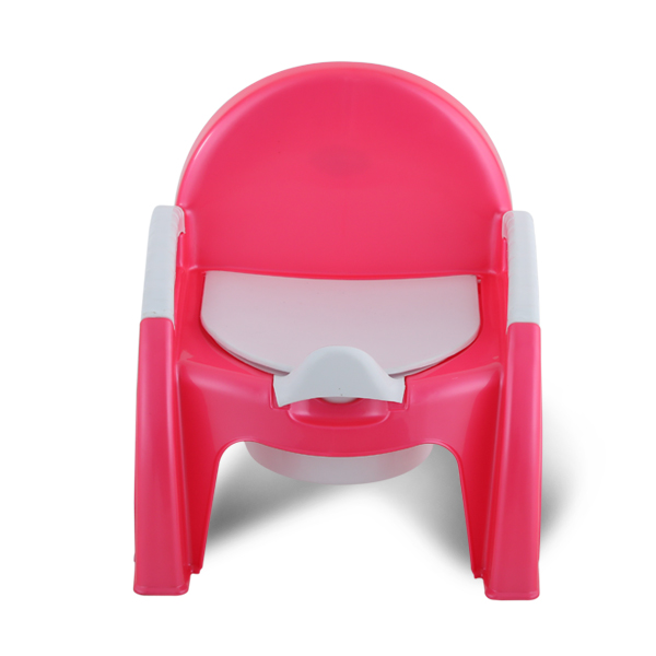 Chair Baby Potty - Pearl Pink