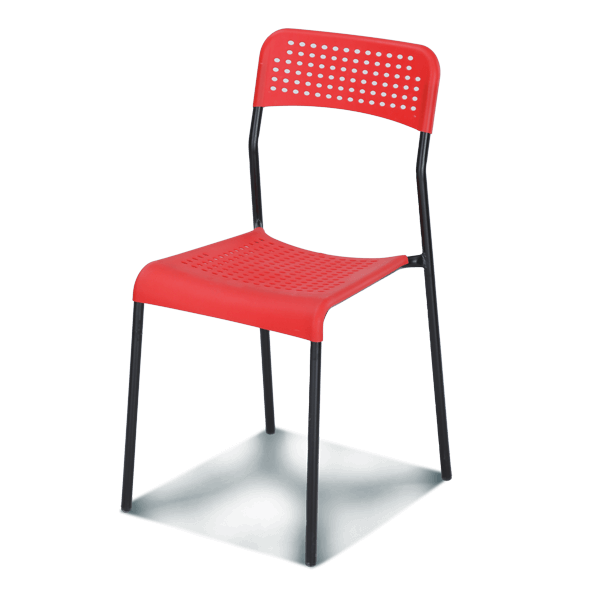 Royal Rok Chair - Red