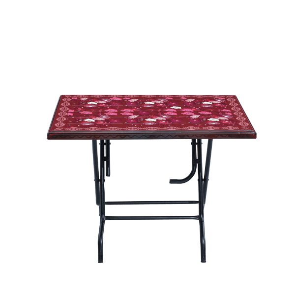 Restaurant Table S/L Print Lily - Rose Wood