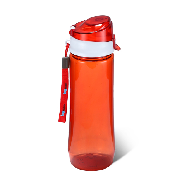 Buxton Water Bottle 600 ML-Tr Pink