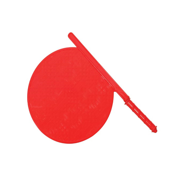 Moving Hand Fan-Red