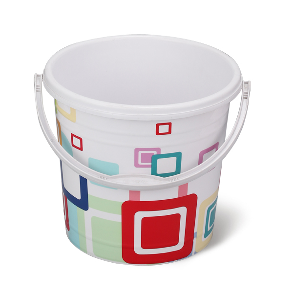 Printed Premium Bucket Without Lid