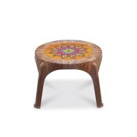 Caino Center Table RO Printed Crown-SW