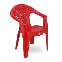 King Chair (Majesty) - Red