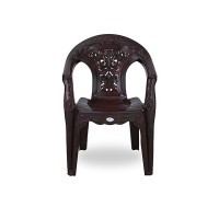King Chair (Majesty) - Rose Wood